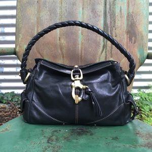 Francesco Biasia Black Bag